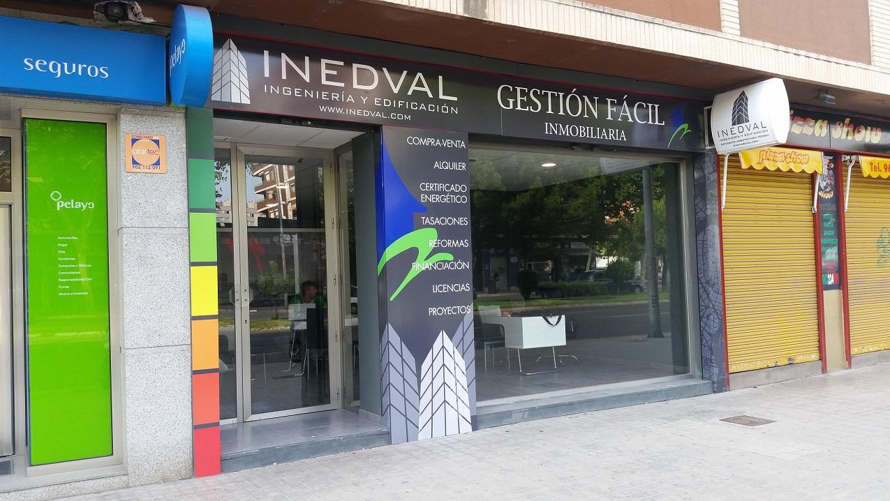 Oficina Inedval Reformas Valencia