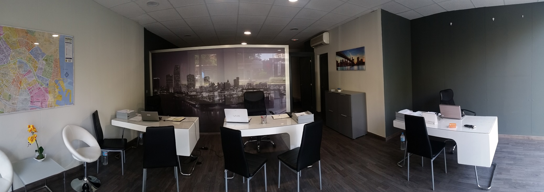 Oficina Inedval Certificado energético Valencia
