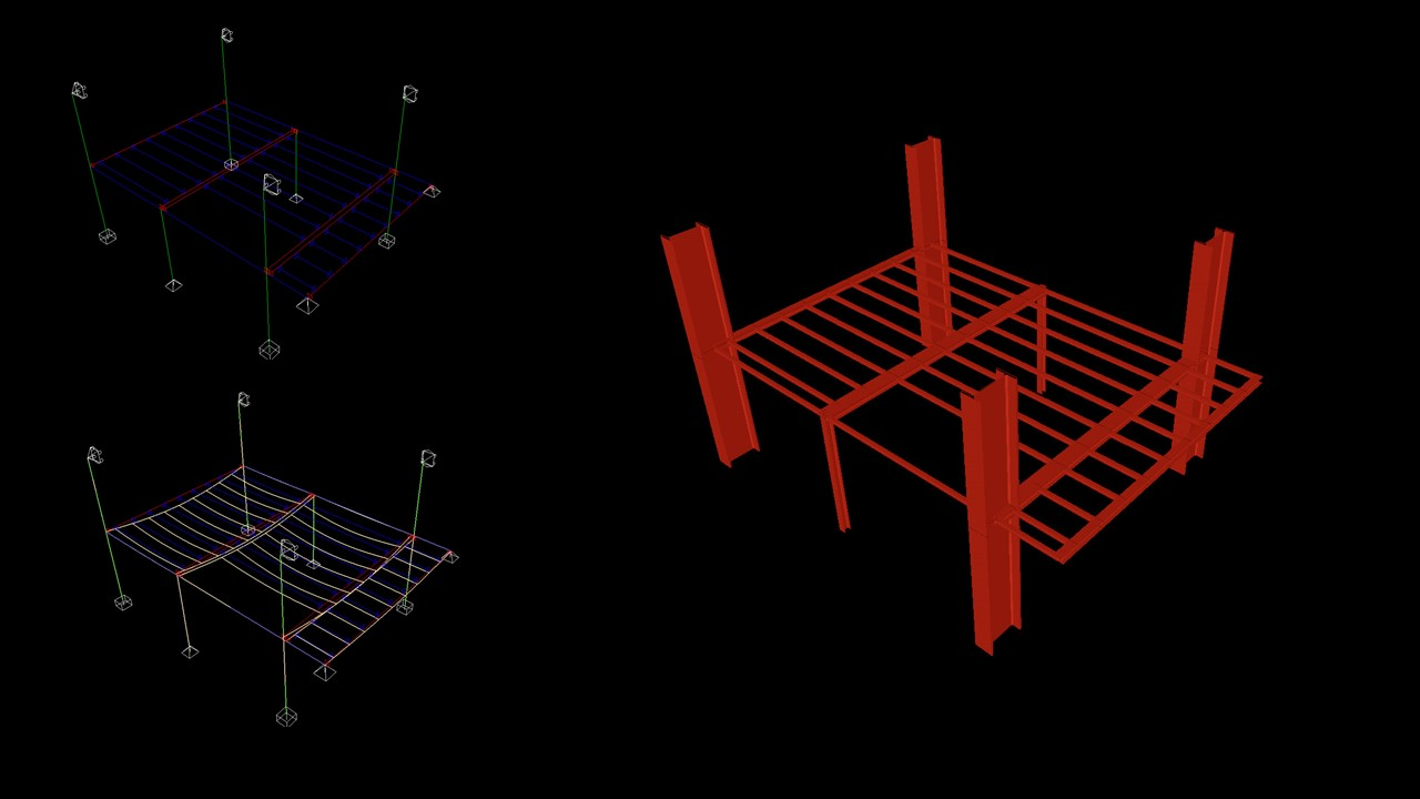 calculo de la estructura